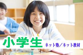 小学生向けネット塾・ネット教材